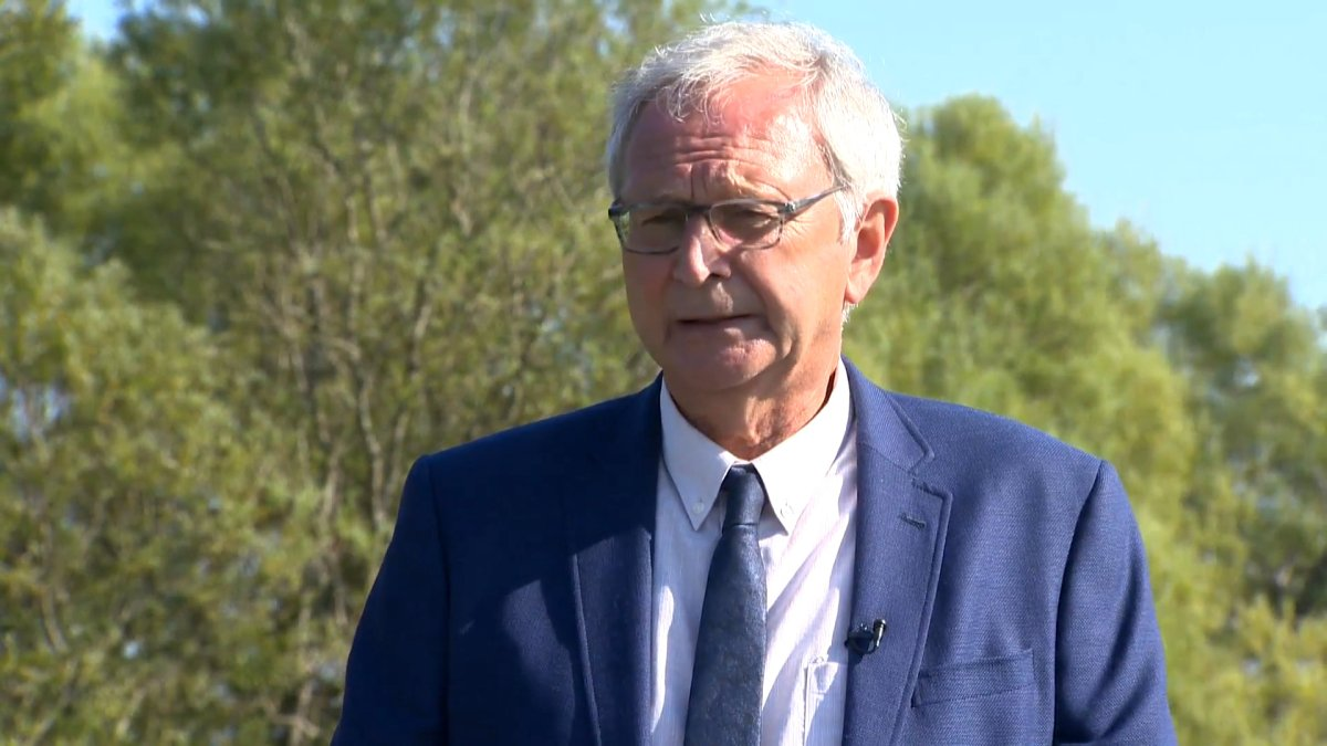 Higgs said during a news conference in Saint John late in the afternoon that the post was missed during the vetting of Michaud's candidacy and says he only became aware of it early on Labour Day.