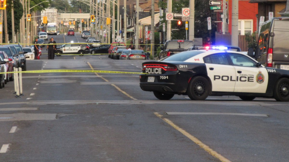 Police investigating drive-by shooting in Hamilton's north end - Hamilton |  Globalnews.ca