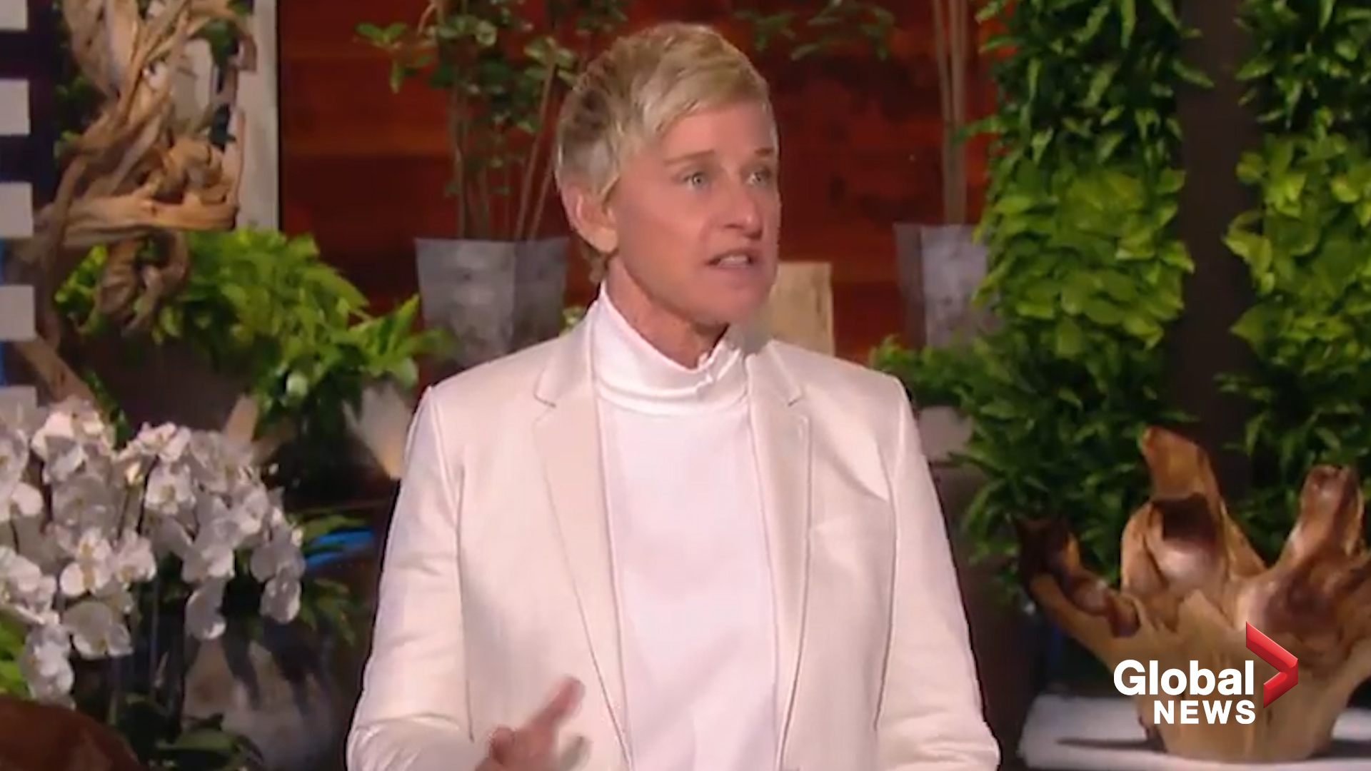 Ellen DeGeneres breaks silence on 'toxic' workplace complaints in show's season premiere