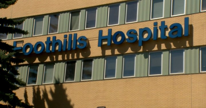 Coronavirus: AHS confirms 5 more patient, 7 additional staff cases at Calgary's Foothills Medical Centre