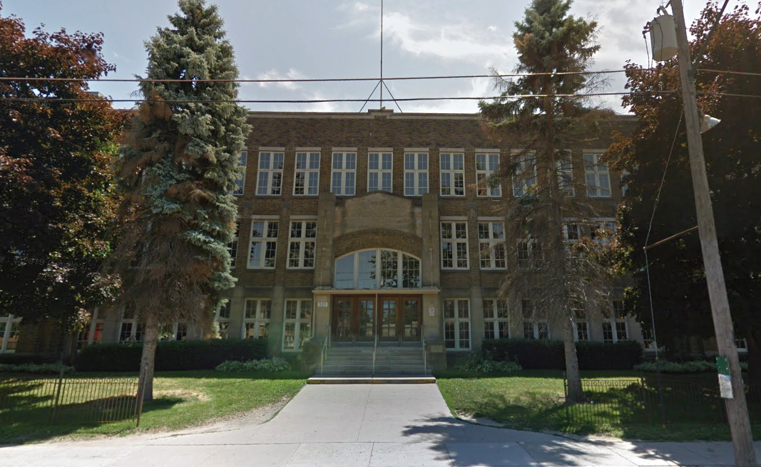 H.B. Beal Secondary School in London, Ont.