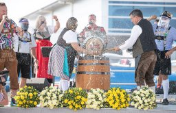 Continue reading: Keg officially tapped to kick off 2020 Kitchener-Waterloo Oktoberfest