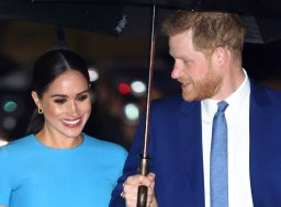 Continue reading: Prince Harry, Meghan Markle sign production deal with Netflix