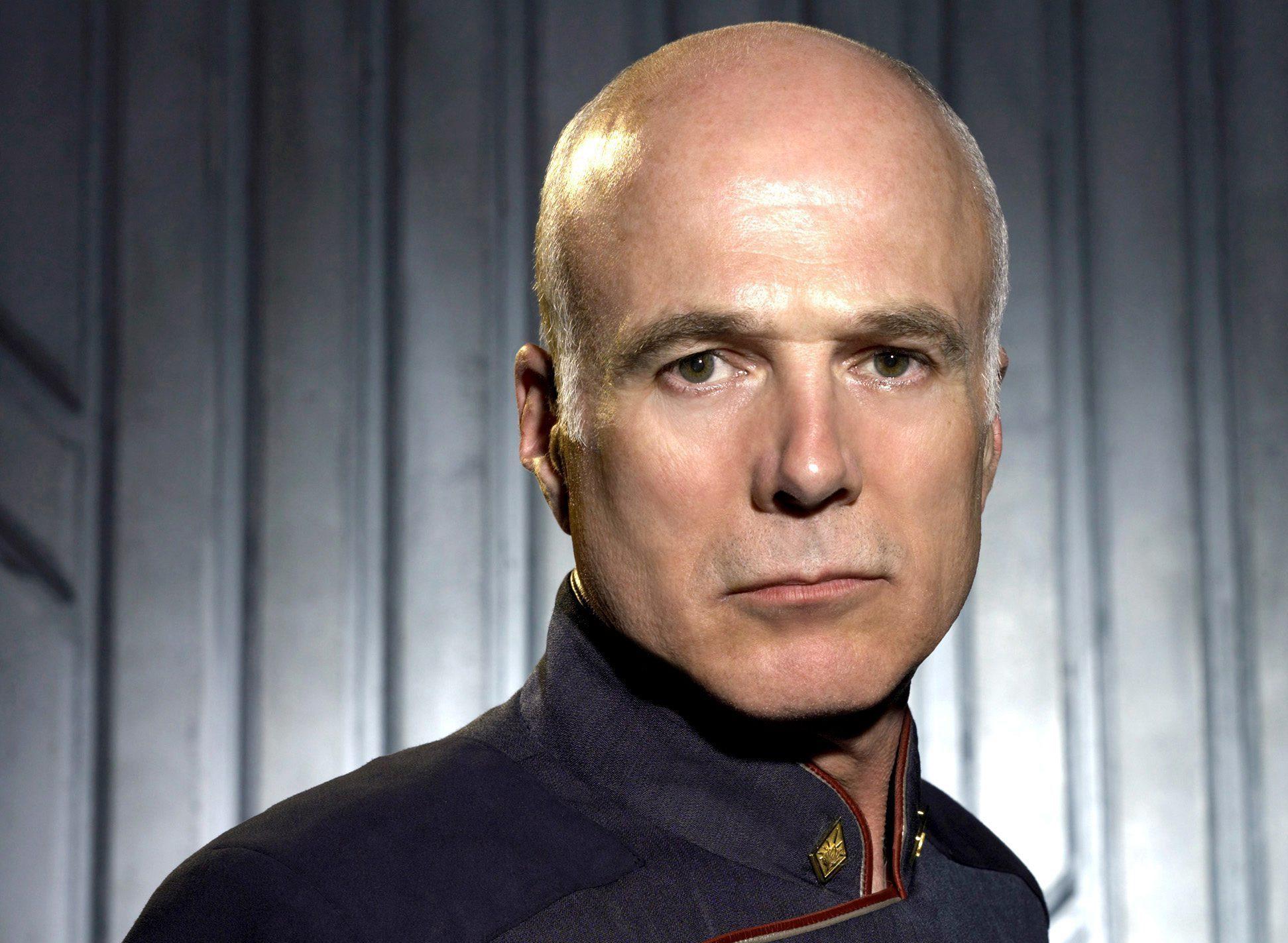 'Battlestar Galactica' star Michael Hogan injured in serious fall, GoFundMe started for health care