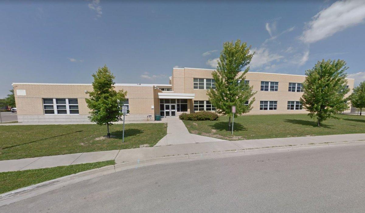 FILE - Mitchell Hepburn Public School.