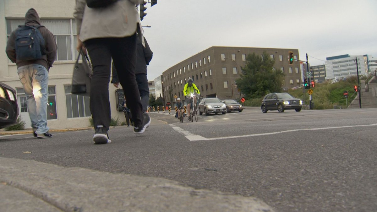 The new measures are to ensure that pedestrians and cyclists can safely cross the dangerous intersection that was the scene of a fatal hit and run that left an 84-year-old woman dead.