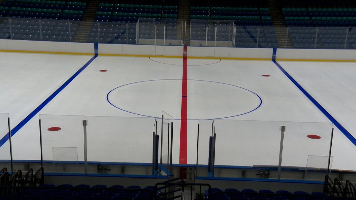 The Saskatoon Blades have some company at SaskTel Centre after four teams were displaced during the COVID-19 pandemic.
