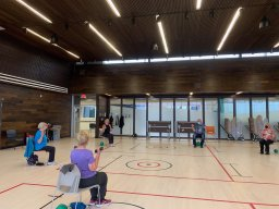 Continue reading: Edmonton seniors' centre reopens to help with socialization through COVID-19