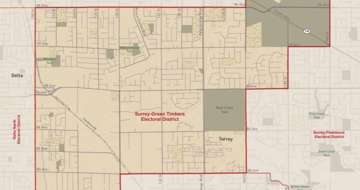 B.C. election 2020: Surrey-Green Timbers