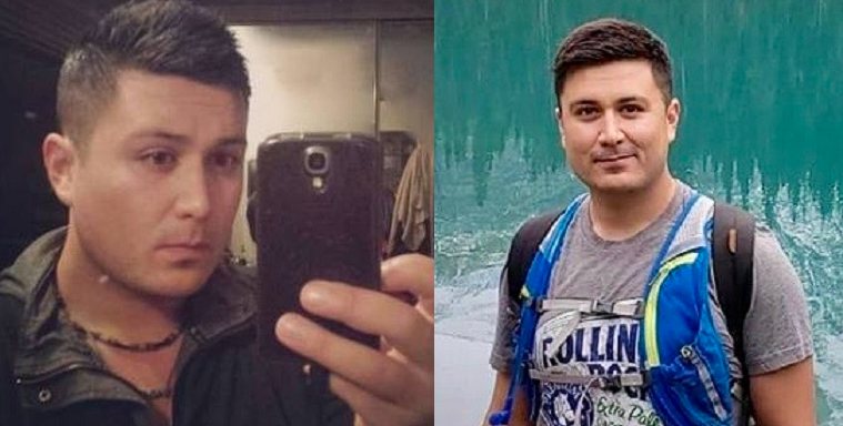 Anyone who knows of Kasimir Tyabji-Sandana's whereabouts is asked to contact Powell River RCMP.
