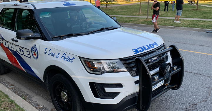 Man charged with 1st degree murder in shooting near Toronto skateboard park