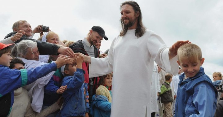 'Jesus of Siberia' arrested on cult-related charges in Russia