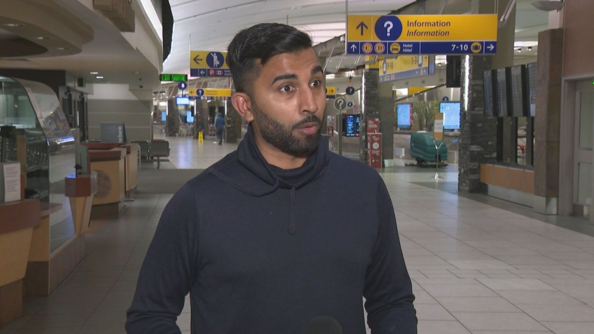 Father is livid over mask dispute that forced the cancellation of a WestJet flight.