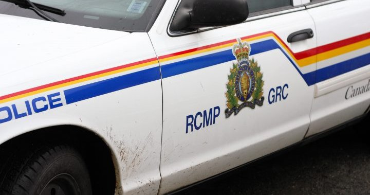 Kelowna man arrested after three-day crime spree: RCMP