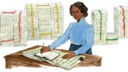 Continue reading: Edmonton artist created Google Doodle honouring Mary Ann Shadd Cary