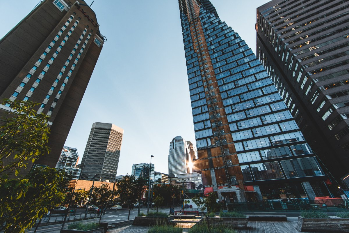 A new report from Avison shows a slight increase in the number of vacant downtown offices in Calgary.