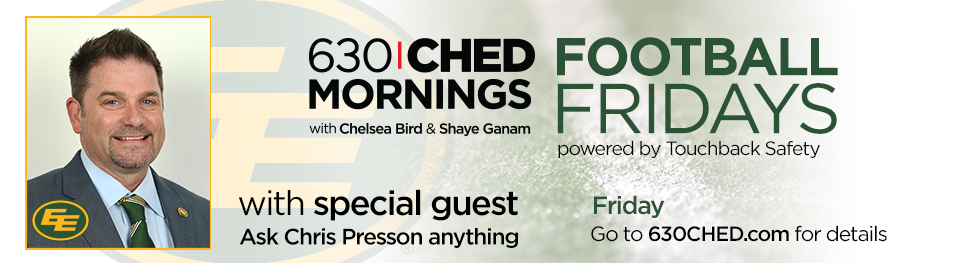 630 CHED Football Fridays