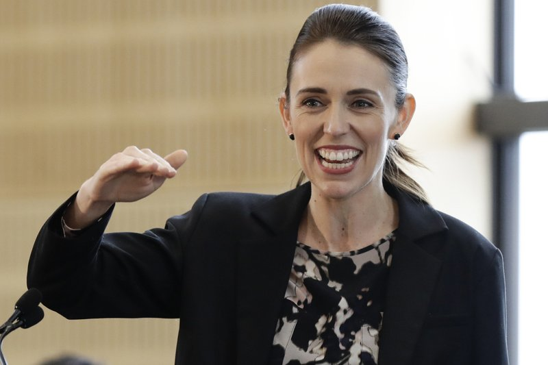 New Zealand PM Jacinda Ardern casts vote early in country's general election  - National | Globalnews.ca
