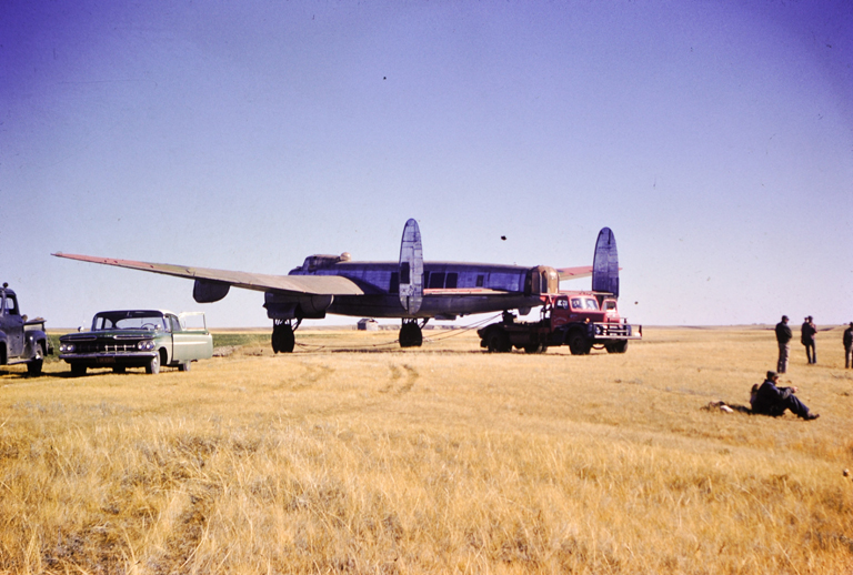 In 1960, three Nanton, Alta., men purchased a WWII Lancaster and transported it across the Prairies, making for the beginning of the Bomber Command Museum of Canada.