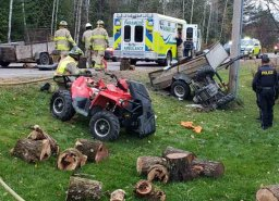 Continue reading: 1 dead, 1 injured after ATVs crash north of Colborne: Northumberland OPP