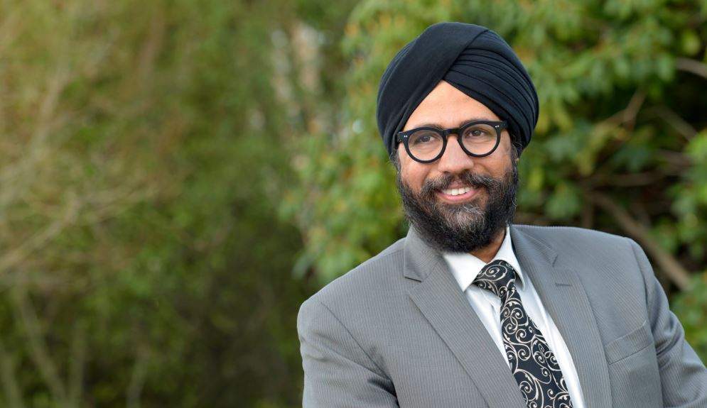 Aman Singh is the BC NDP candidate for the riding of Richmond-Queensborough in the 2020 election.
