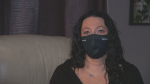 Angie Daigle says she hopes talking about her family's mental health will help others reach out and seek the help they need.
