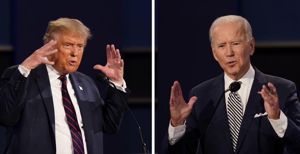 Next Trump, Biden debate will cut mics when rivals speak during certain sections