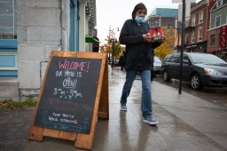 Continue reading: Restaurants in Ontario's COVID-19 hot spots doubt cold weather patios will save the industry