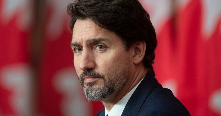 Trudeau says Alberta government fanning the flames of 'political division'