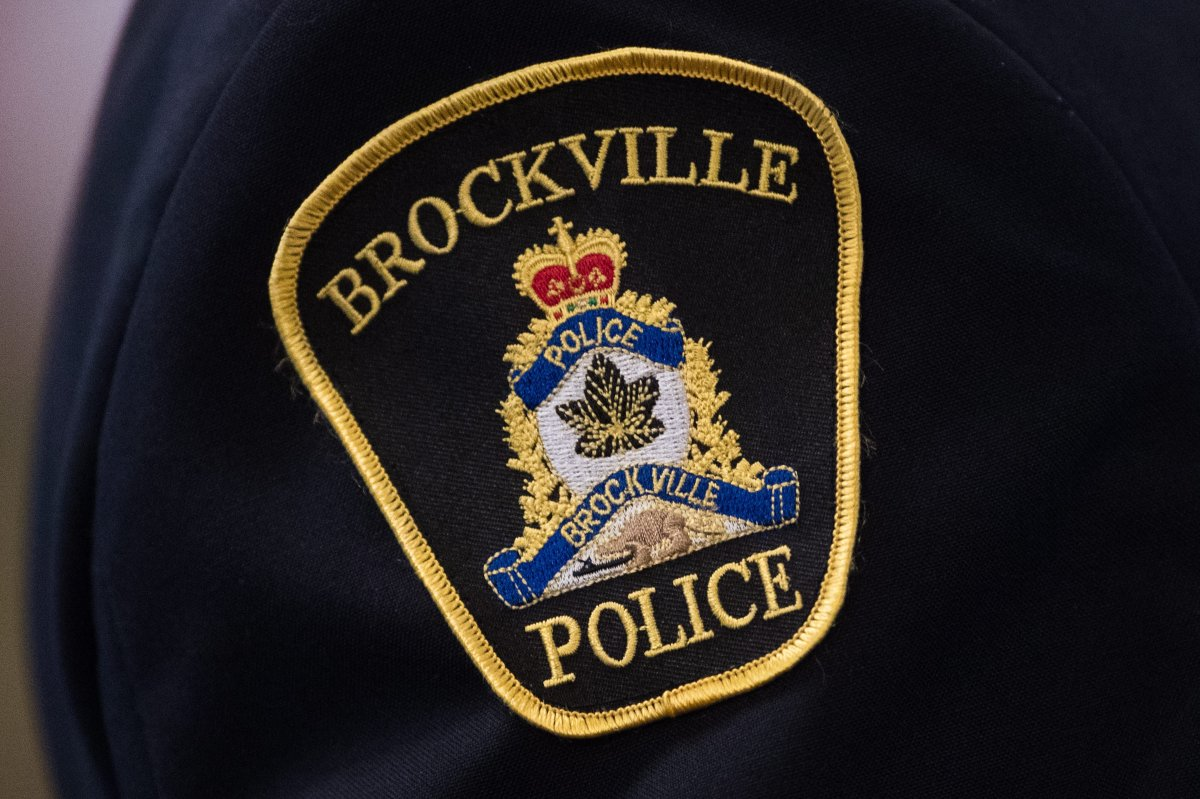 A 25 year old male arrested in a dual break and enter in Brockville after accused men were found on the roof of the residence they were attempting to enter.