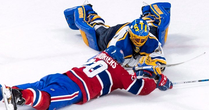 Canadiens sign goaltender Jake Allen to two-year contract extension