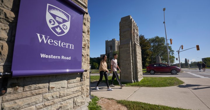 Reading week: Western University students asked to stay put if they can, be cautious if they can't