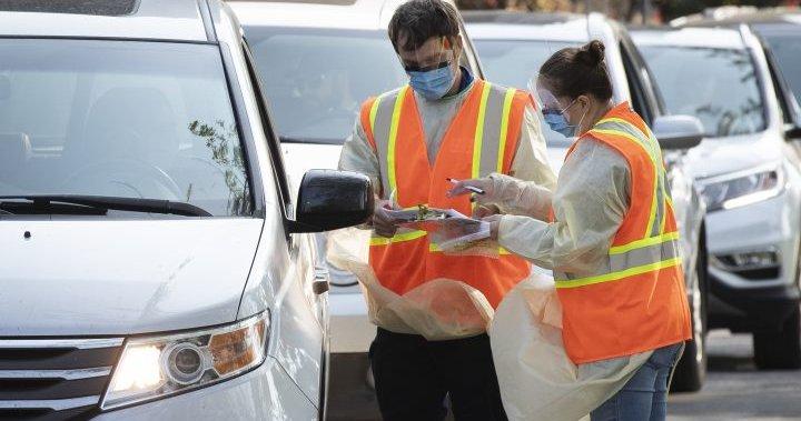 Ontario reports 566 coronavirus cases with most in Toronto, Peel and Ottawa