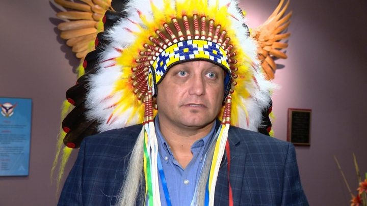 Delegates of the Saskatoon Tribal Council member First Nations have re-elected Mark Arcand.