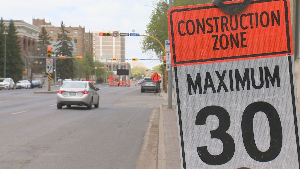 The City of Regina is wrapping up its 2020 construction season after a six- week delay due to COVID-19.