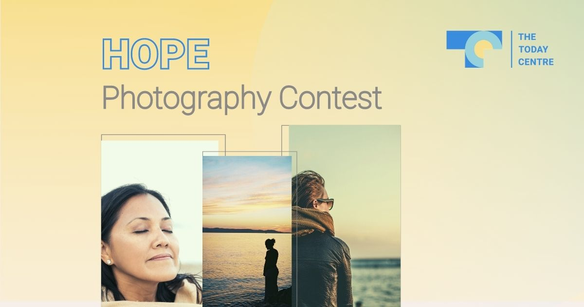 "The Today Centre is inviting you to help us honour Family Violence Prevention Month in Alberta with our photo contest. This years theme is ""Hope"". All you have to do is submit a photo to us for a chance to have your work featured on our website and to win a prize. Please see contest rules for further details and dates. We look forward to seeing your photo!."