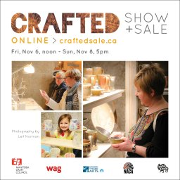 Continue reading: CRAFTED 2020 Show + Sale ONLINE