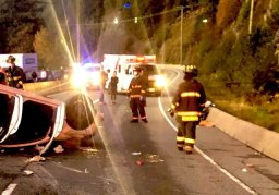 Continue reading: 2 people hospitalized after single-vehicle collision on Sea-to-Sky Highway