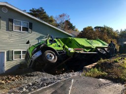 Continue reading: Garbage truck goes off the road, hits home in Lower Sackville, N.S.