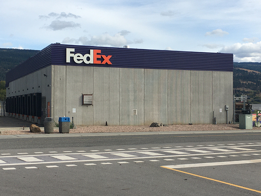 According to Interior Health, the outbreak at a FedEx depot in Kelowna has affected three staff members, who have been confirmed as having tested positive.
