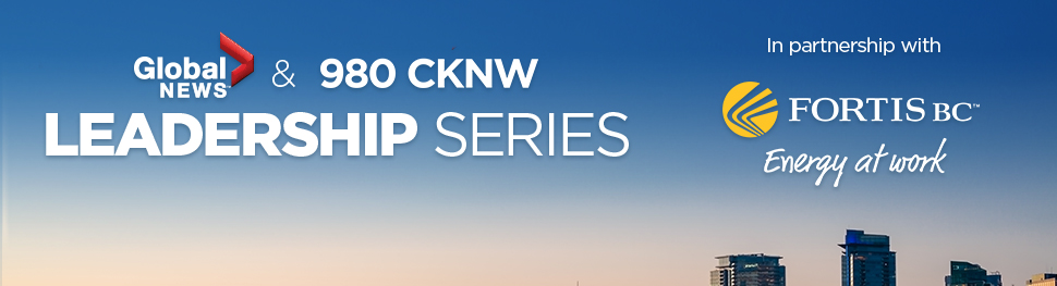 V2 980 CKNW & Global BC Leadership Series 2020