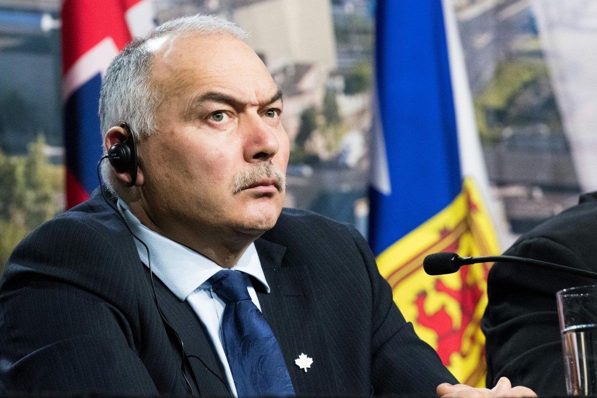 Nunavut's premier Joe Savikataaq.