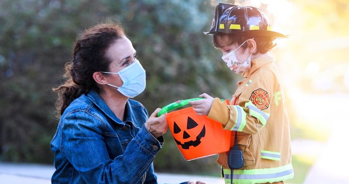 New Brunswick reports 3 new COVID-19 cases on Tuesday, new Halloween guidelines