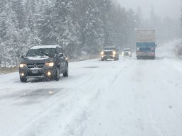 Continue reading: Highway 33 east of Kelowna reopened to traffic, but Highway 3 east of Osoyoos now closed
