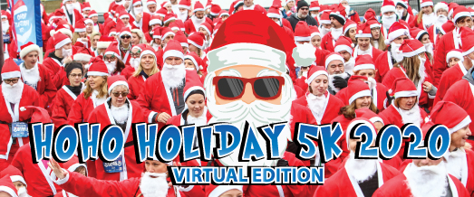 JOIN A HOLIDAY MOVEMENT! The HoHoHoliday 5K is the most festive FUN run in Canada! This 5km run/walk combines the magic of the Holidays with community engagement and fitness. Be apart of a holiday movement and join 10,000 Santa's virtually across Canada who are spreading cheer in their local community while choosing to raise funds to support Make-A-Wish Canada. Each registration includes a Santa suit, finishers medal, holiday treat, timing app, and shipping. This is a fun and active way for families and friends to come together, dress up as Santa and celebrate the Holiday Season while social distancing... And oh ya, this is a FUN RUN so you can take your time, set a new world record, walk it, or jog it... Just make sure to take a picture of you and your crew in that awesome Santa suit! #HoHoHoliday5k.
