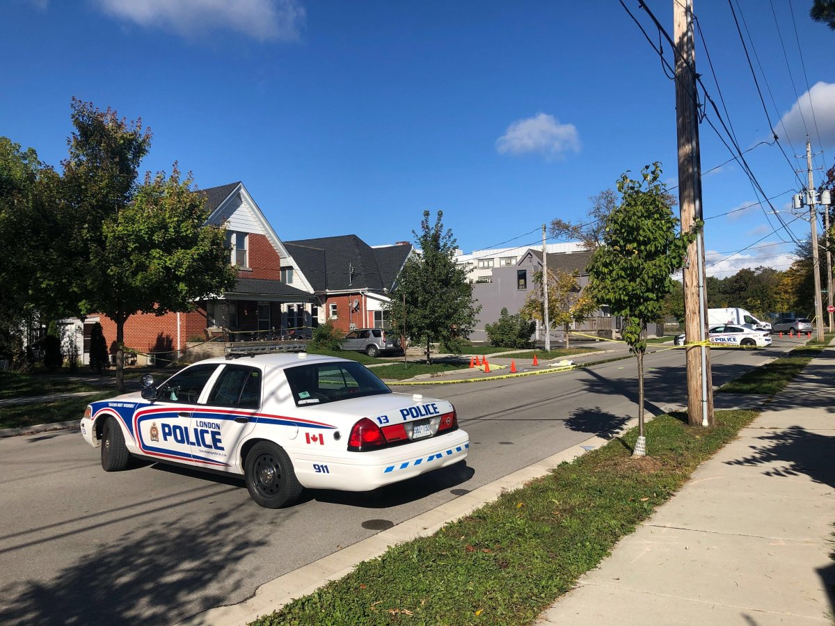 London Police Service's major crime section is investigating a shooting that took place about 8:53 p.m. in the area of Dundas Street and Ashland Avenue in London.