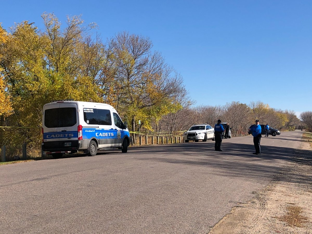 Winnipeg police investigating after a body was found in the Red River.