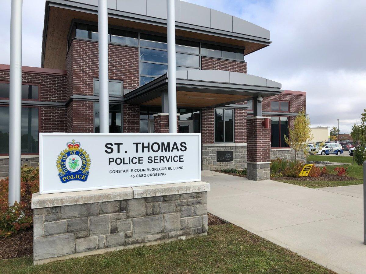 st thomas police headquarters
