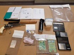 Continue reading: 5 people arrested during drug bust in Kelowna, police say