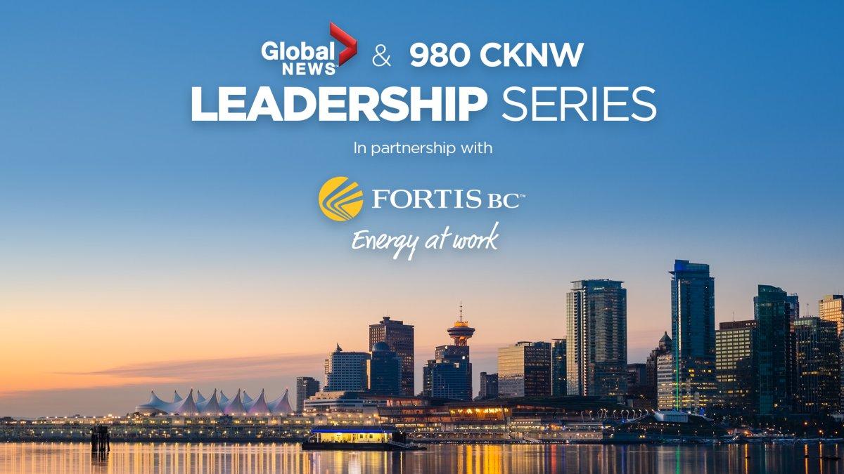 The 2020 Leadership Series starts on Nov. 7.